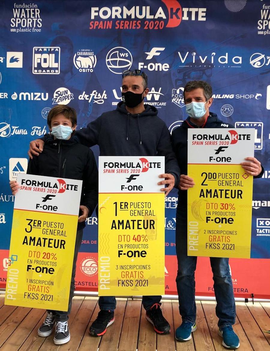 Formula Kite Spain Series
