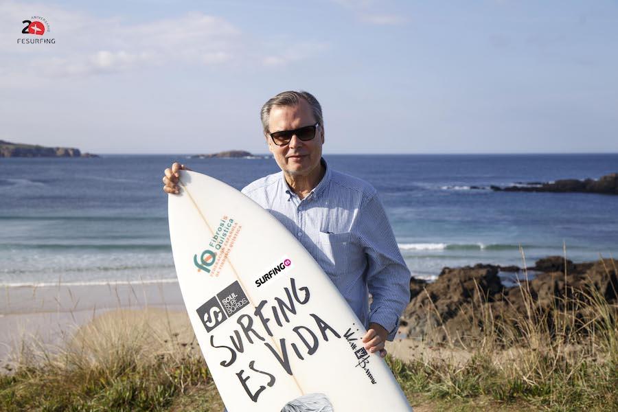 Carlos Garcia - Surfing - FES - 2
